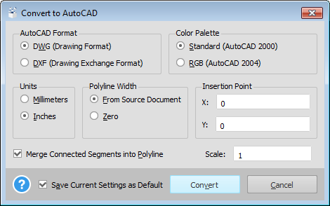 Add Layers In Pdf Dwg Converted Drawing